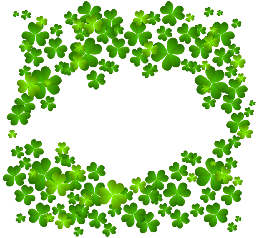 Irish clipart background St Day vectors Patrick's pngs