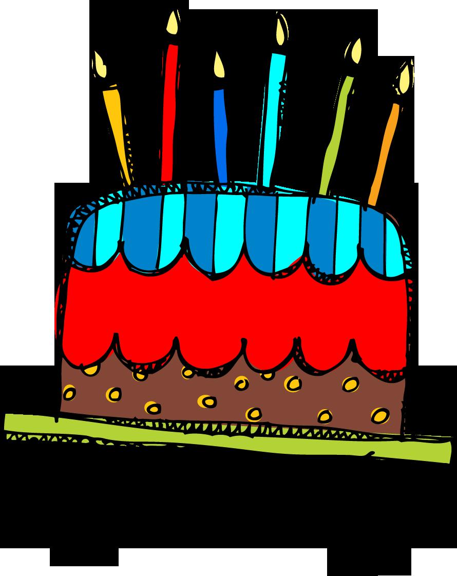 Cake clipart january #2