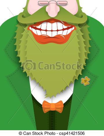 Bow Tie clipart leprechaun St Ireland coat Day bow