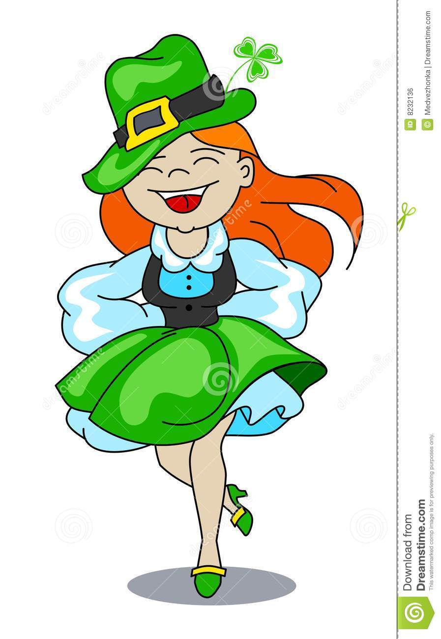 Danse clipart jig Girl Clipart Clipart Irish Download