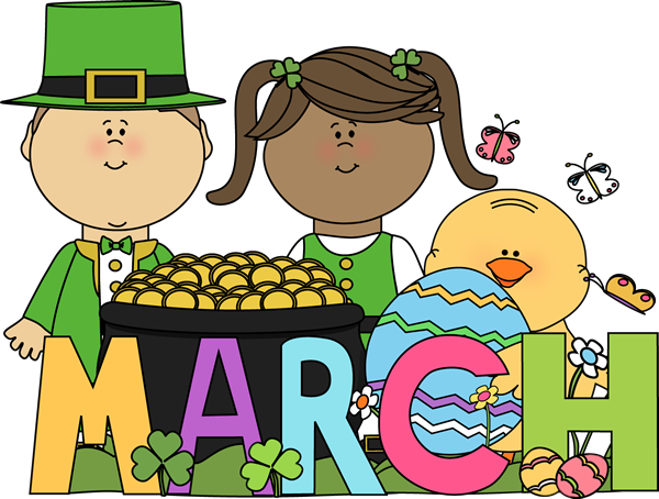 Peanut clipart march Printables of Month March Calendar