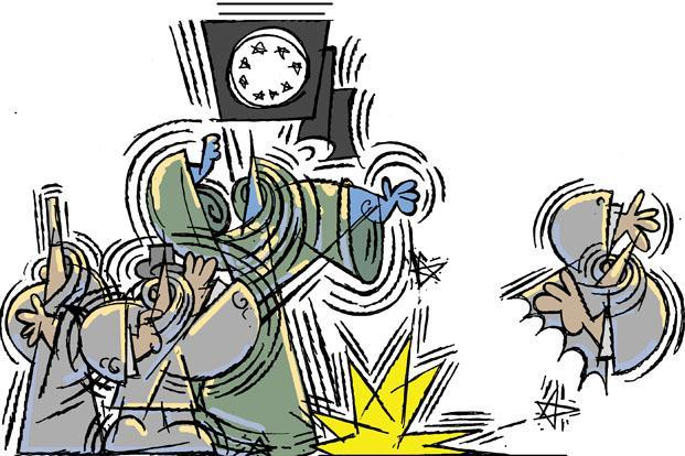 Isis clipart europe ISIS questions Europe's and Jayachandran/Mint