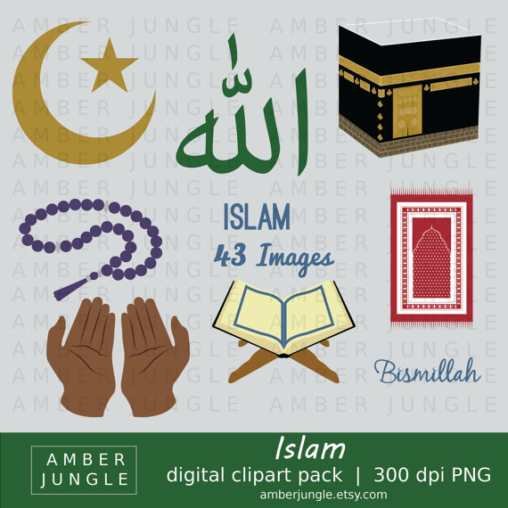 Haven clipart islam Culture Clip Muslim Instant Art