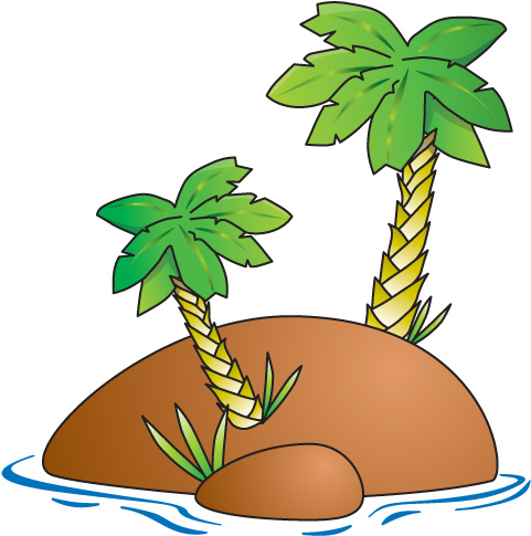 Oasis clipart tropical island Clipart Clipart Tropical island%20clipart Images