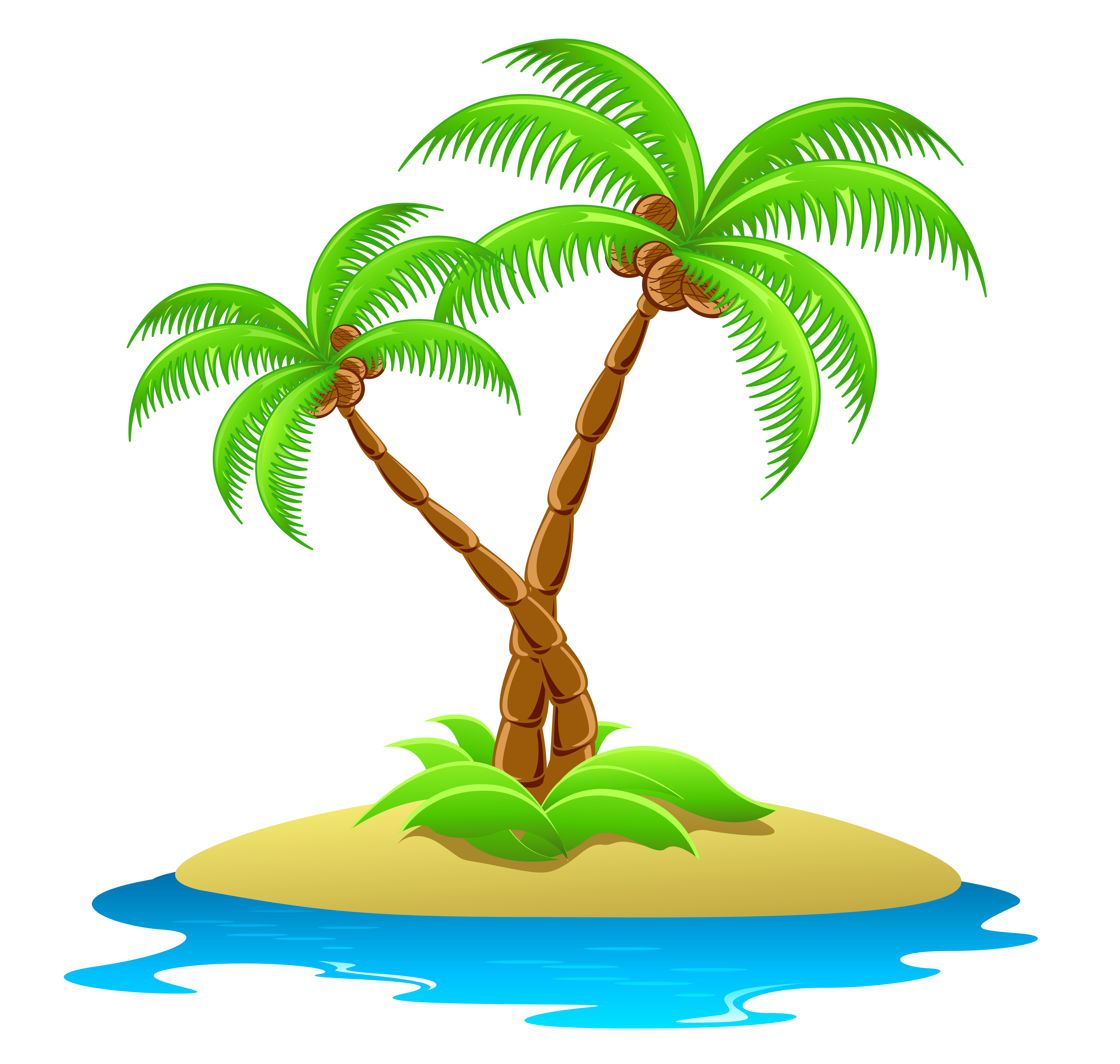Island clipart #15