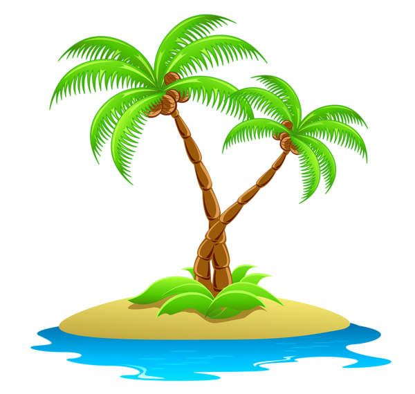 Eiland clipart long tree Island Island Clipartion Clipart com
