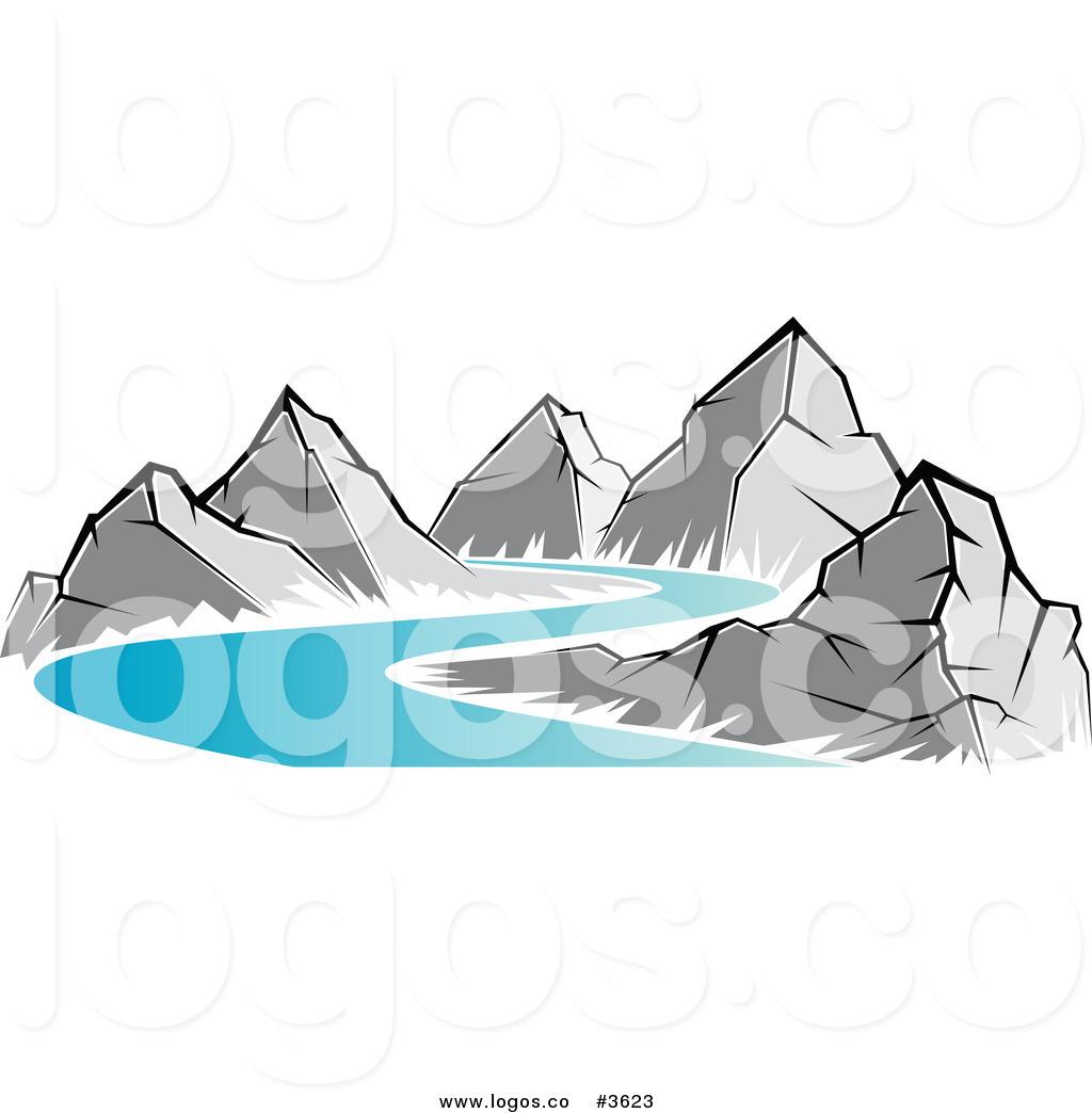 River clipart logo #9