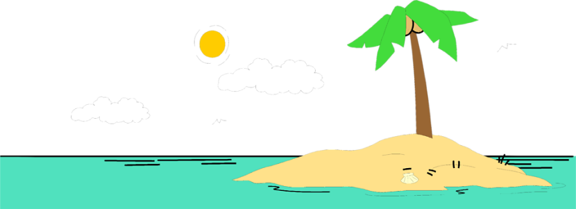 Eiland clipart tropical bird ClipartALL Island transparent BBCpersian7 com