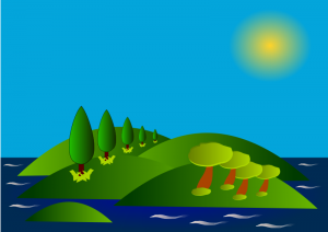 Islet clipart animated Island Clip Download Island Tuscany