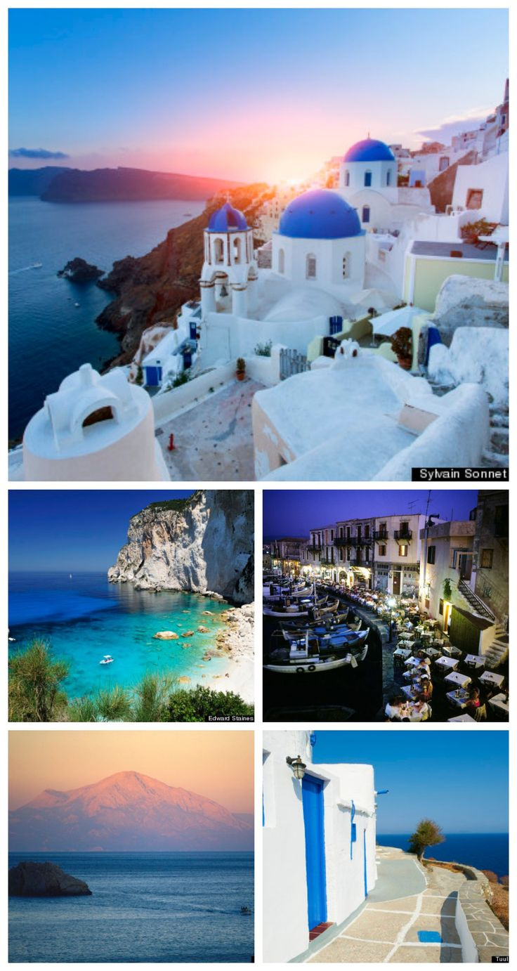 Islet clipart dream vacation Pinterest #vacation Greek #travel #getaway