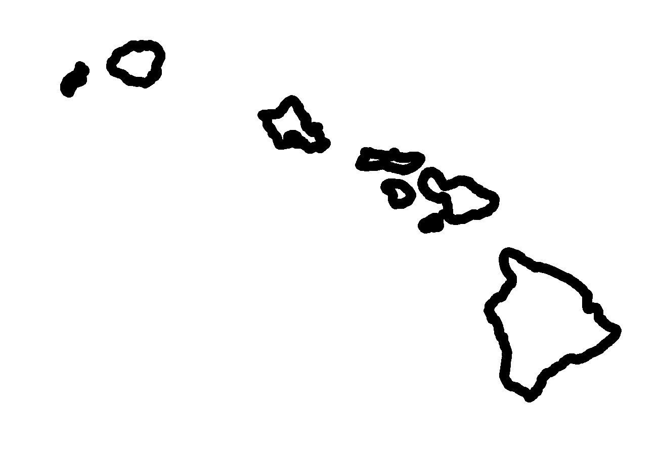 Islet clipart hawaian Hawaiian Cartoon Island Cliparts ·
