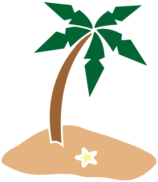 Eiland clipart palm tree beach Images Free palm%20tree%20beach%20clipart Clipart Tree