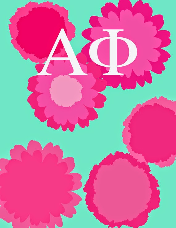 Ivy clipart alpha phi Designs by Alpha The Erica