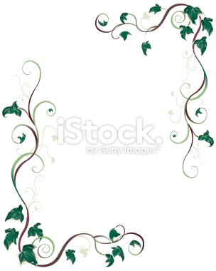 Ivy clipart border Category To image clipart Collection