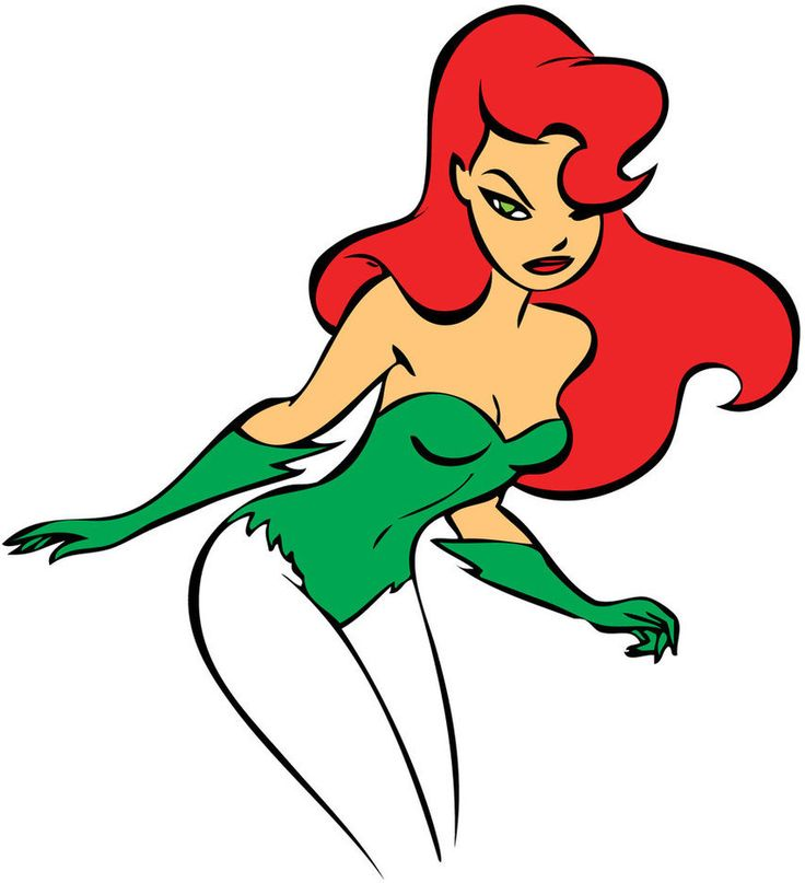 Drawn ivy cartoon IVY best Poison Pinterest on
