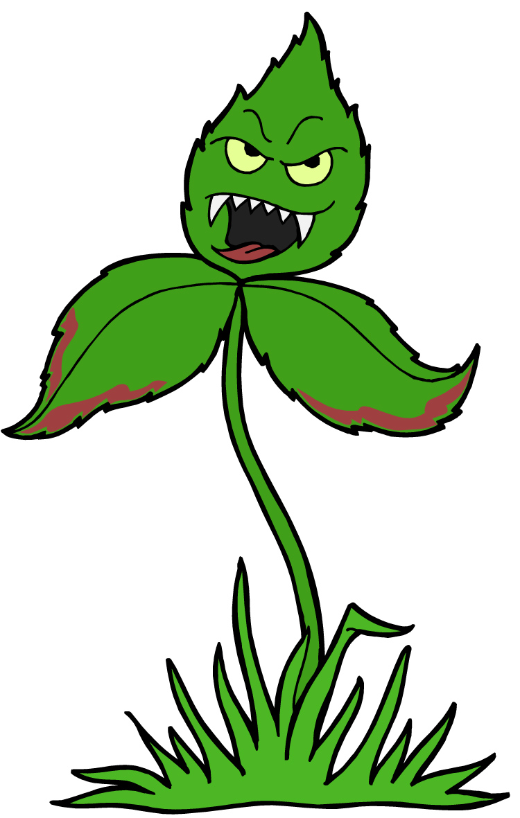 Ivy clipart cartoon #8