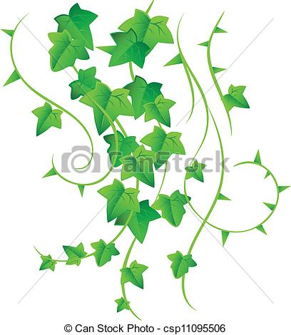 Ivy clipart line  ivy ivy Clipart of