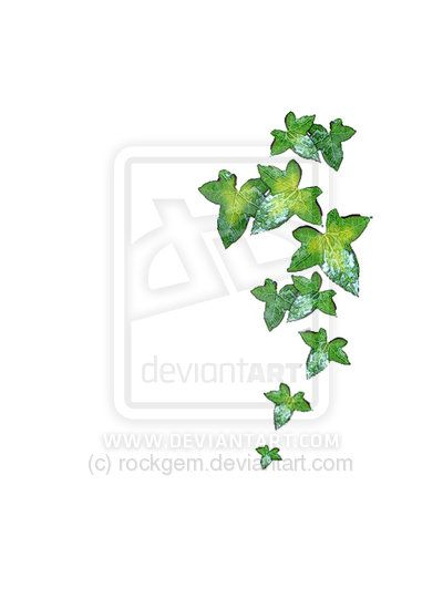 Ivy clipart tribal Ivy and this Pin Ivy