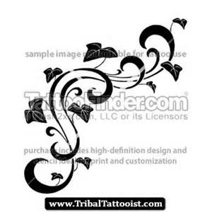 Ivy clipart tribal Tattoo vine  Yahoo ivy