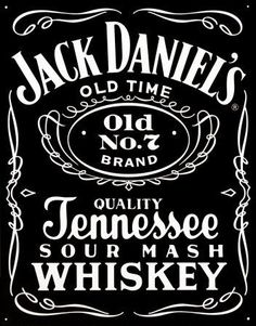 Jack Daniels clipart No up jack daniels daniel's