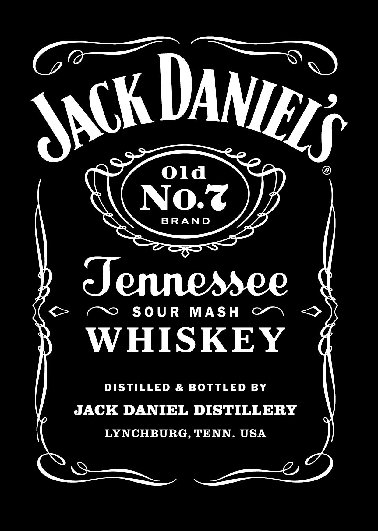 Jack Daniels clipart No jack label daniels Bing