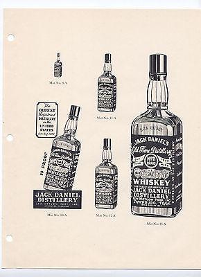 Jack Daniels clipart Ad Ad 1950 Jack Whiskey