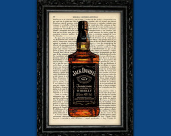 Jack Daniels clipart scotch whisky Whiskey Office daniels Jack Print