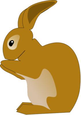 Jack Rabbit clipart Free Clipart Image Jackrabbit 33