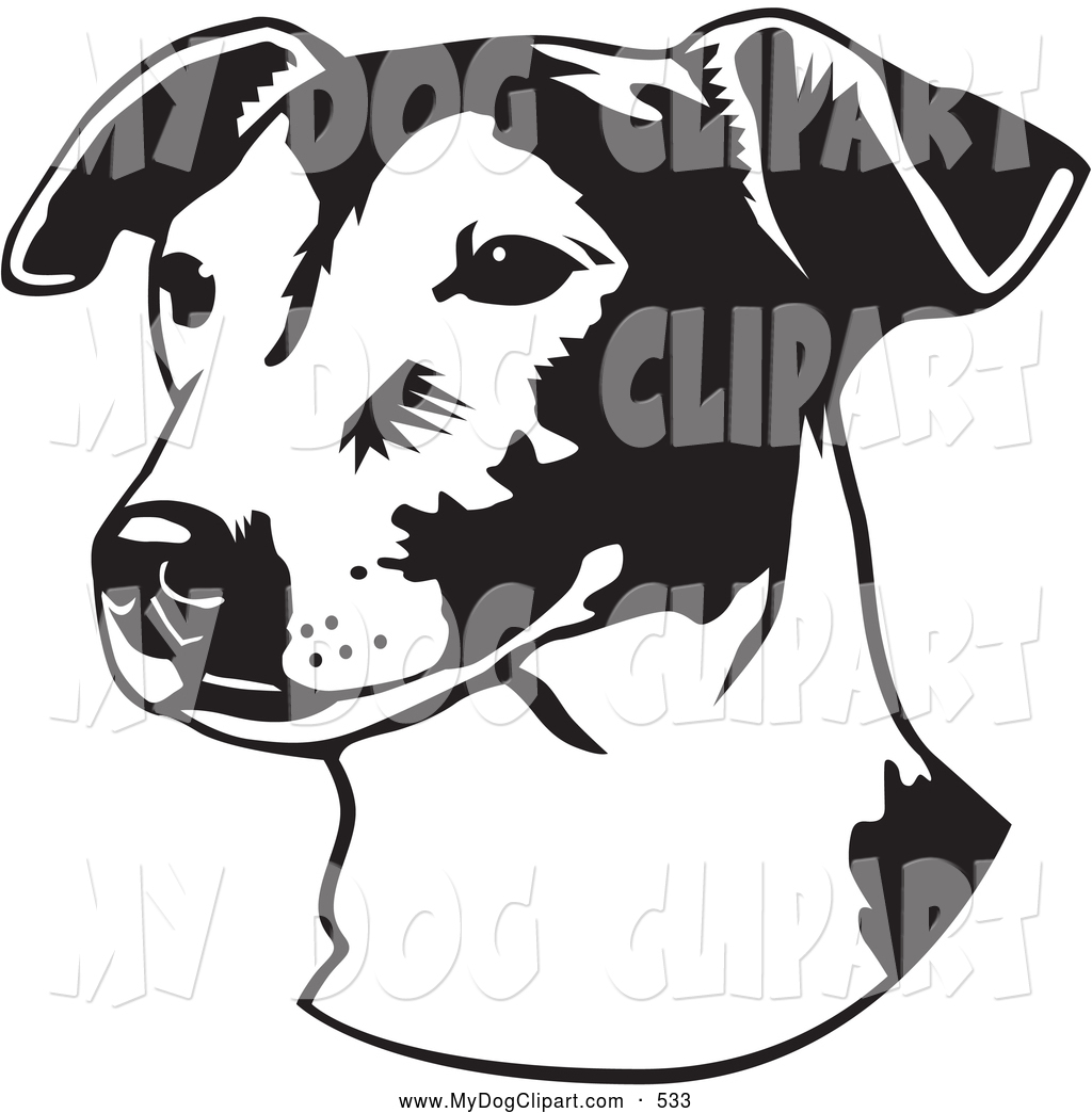 Jack Russell Terrier clipart Dog or Clip Jrt Dog