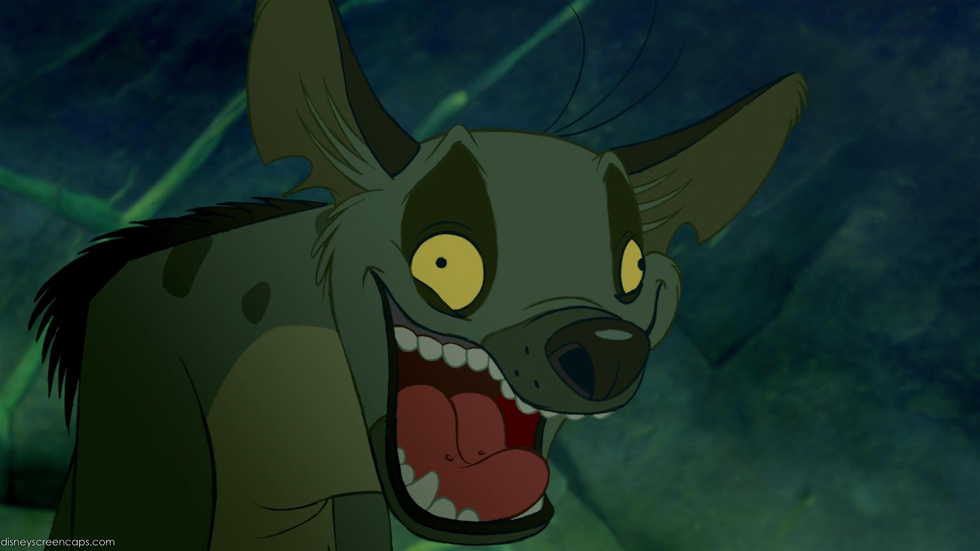 The Lion King clipart laughing hyena Shenzi and Ed Wiki Ed