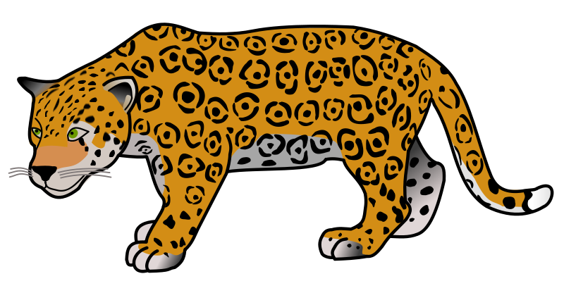 Jaguar clipart Images Art Clipart Vector Clip