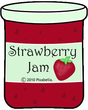 Jar clipart strawberry jam Panda Images Jam 20clipart Clipart