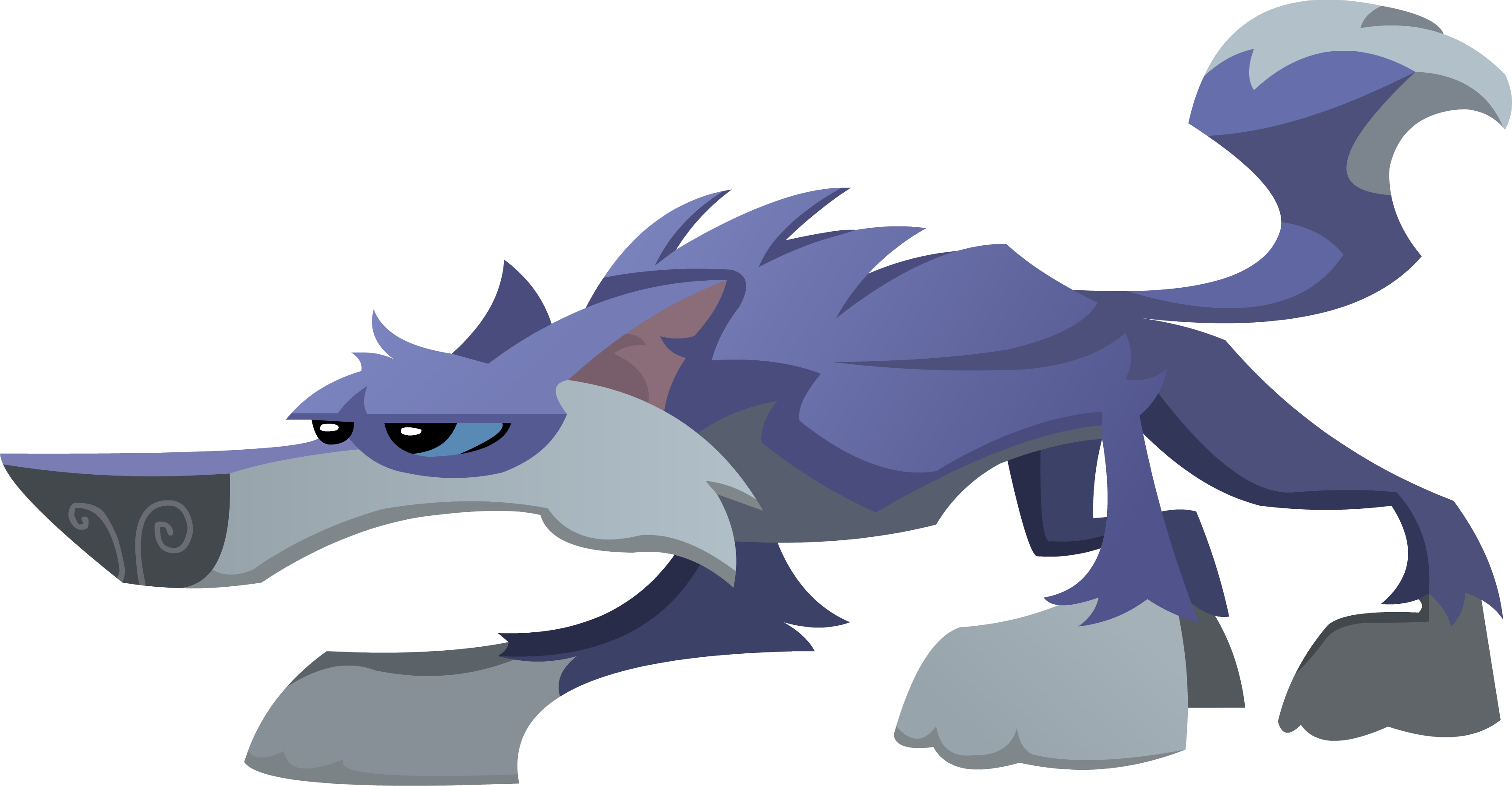 Wolf clipart animal jam Are jam animal jam Animal