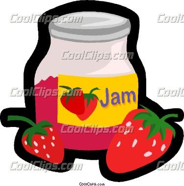Jam clipart stawberry Free jam%20clipart Clipart Panda Preserve