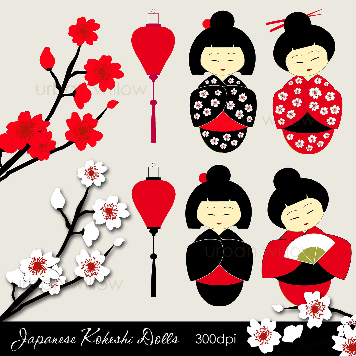 Japanese clipart #15