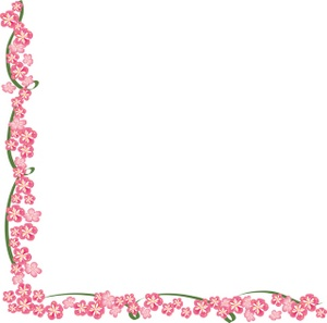 Cherry Tree clipart apple blossom Download Border Clipart Cherry Clipart