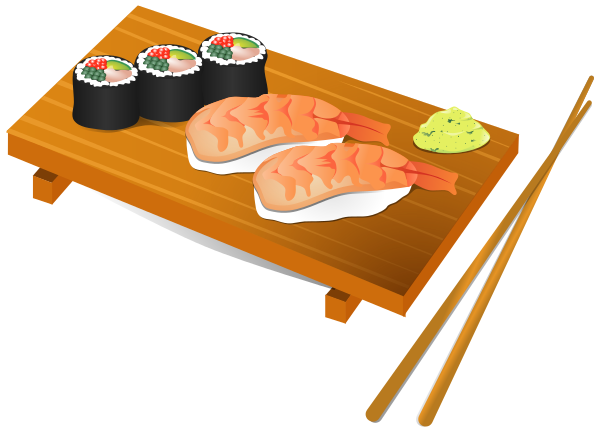 Japanese Food clipart Free Clip of page Japanese