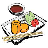 Japanese Food clipart Japanese Food Japanese Clipart Download