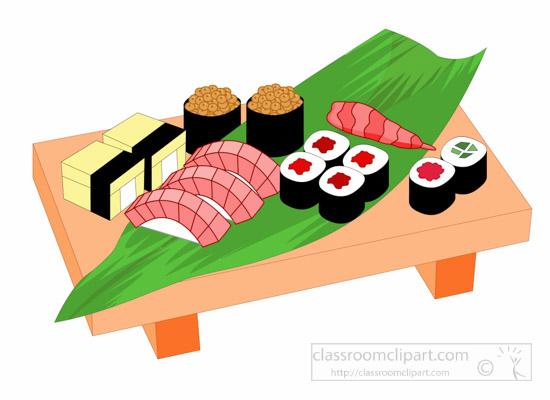 Japanese Food clipart Japan Food Sushi : Asia