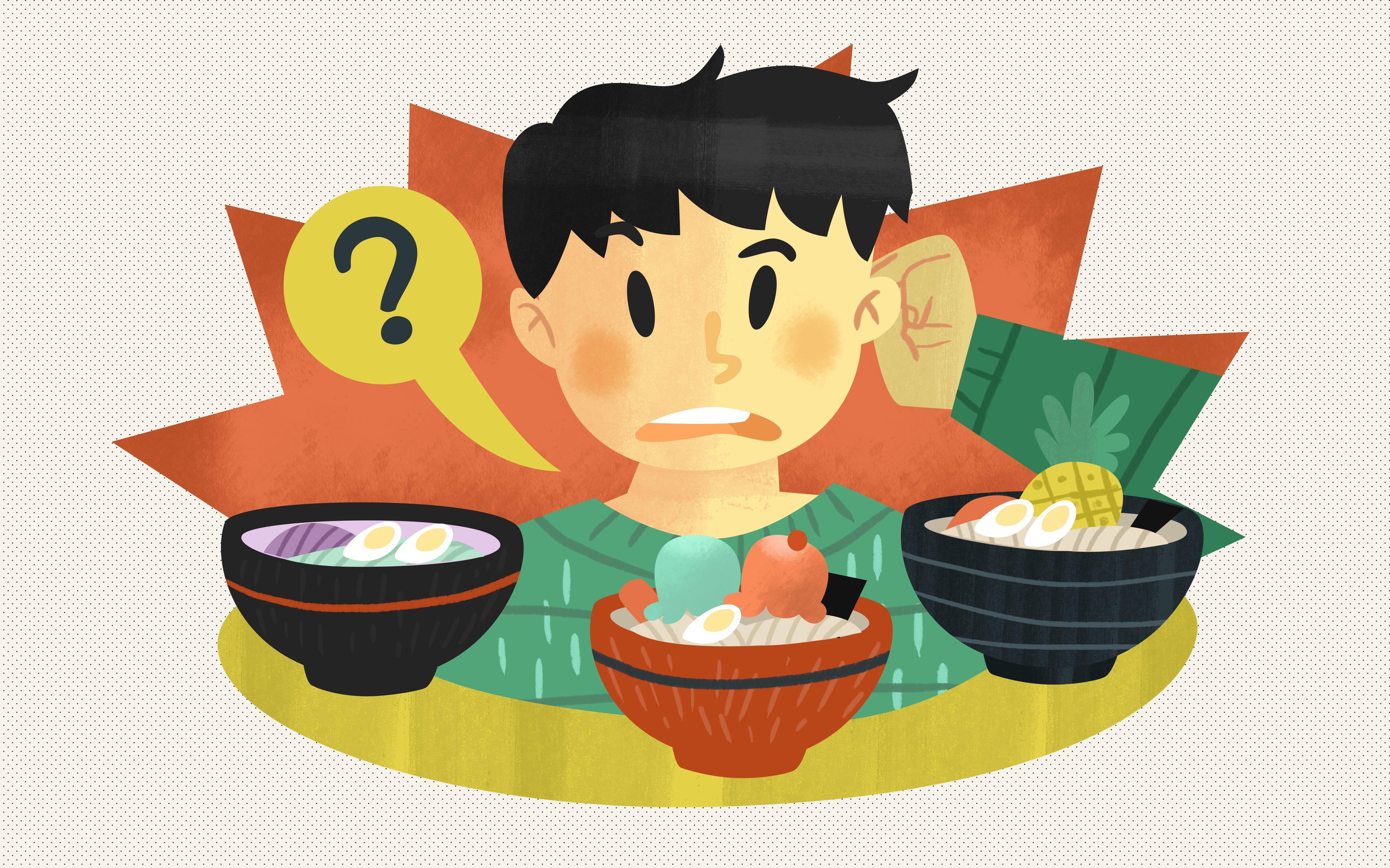 Noodle clipart good taste Japan The More in Strangest