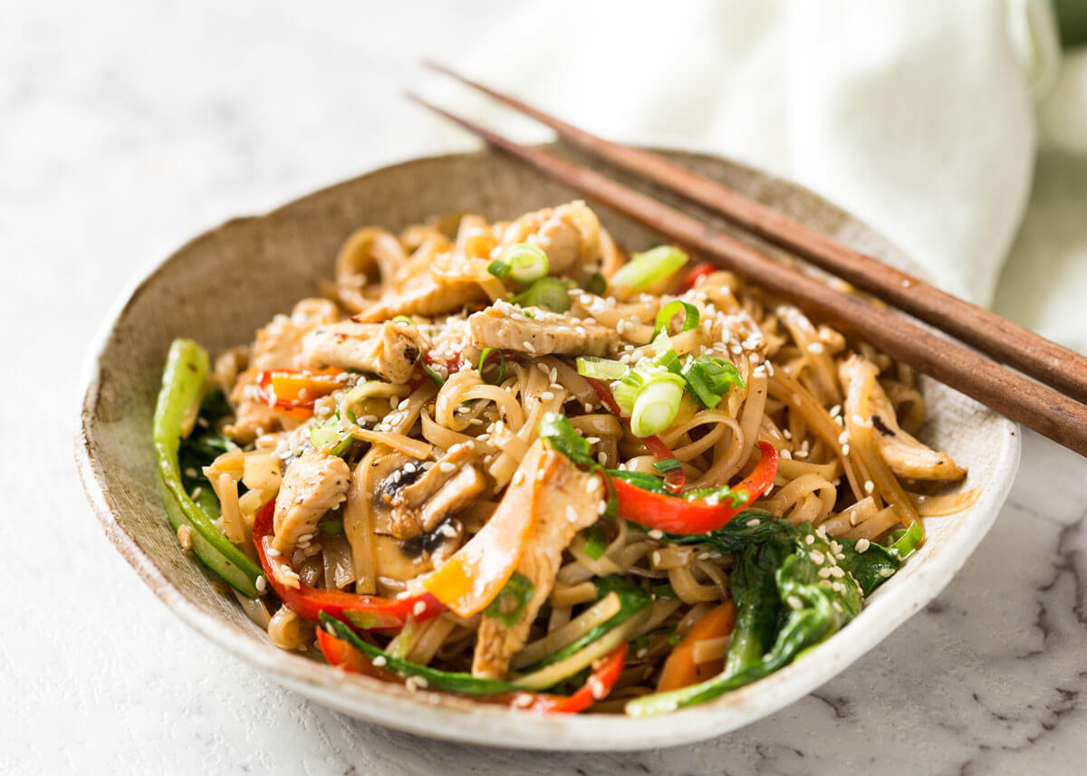 Chicken clipart stirfry Fry optional forage with protein
