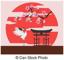 Japanese Garden clipart Vector 942 Japanese garden and