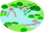 Japanese Garden clipart Asia · clipart Garden Xara