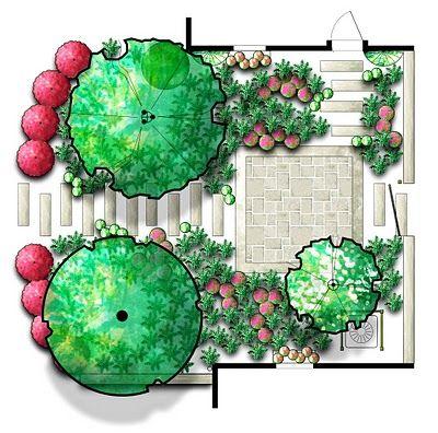 Japanese Garden clipart landscape design Diversity images design best render