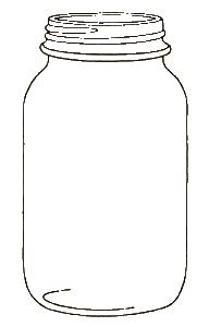Jar clipart Jar Clipart Mason Jar Mason