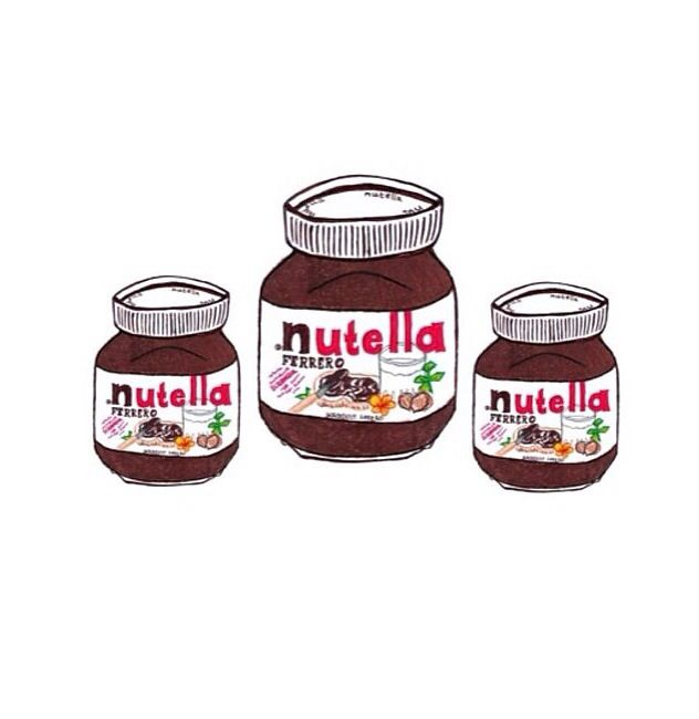 Jar clipart chocolate spread Images best Nutella on Pin