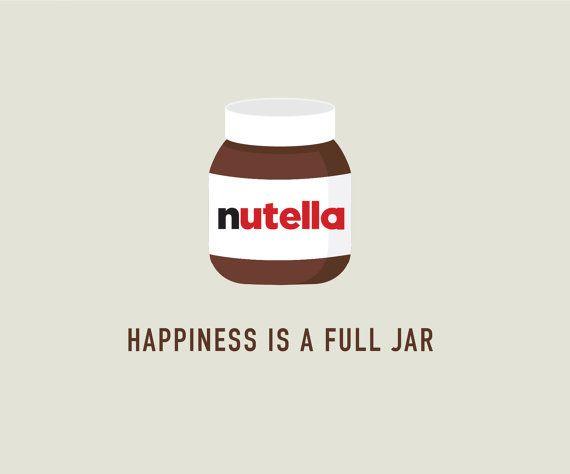Jar clipart chocolate spread Nutella! best Pinterest Card Blank