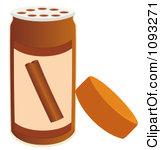 Jar clipart cinnamon  Jar Cinnamon Clipart