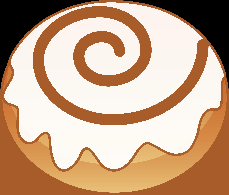 Rolls clipart cereal Cinnamon Clipart cliparts Cinnamon Roll