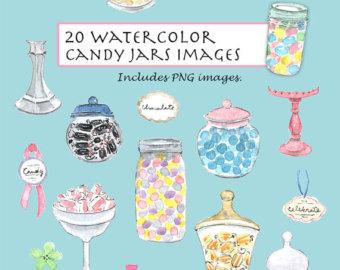 Jar clipart colorful candy Download CLIP jar Sweet Jar